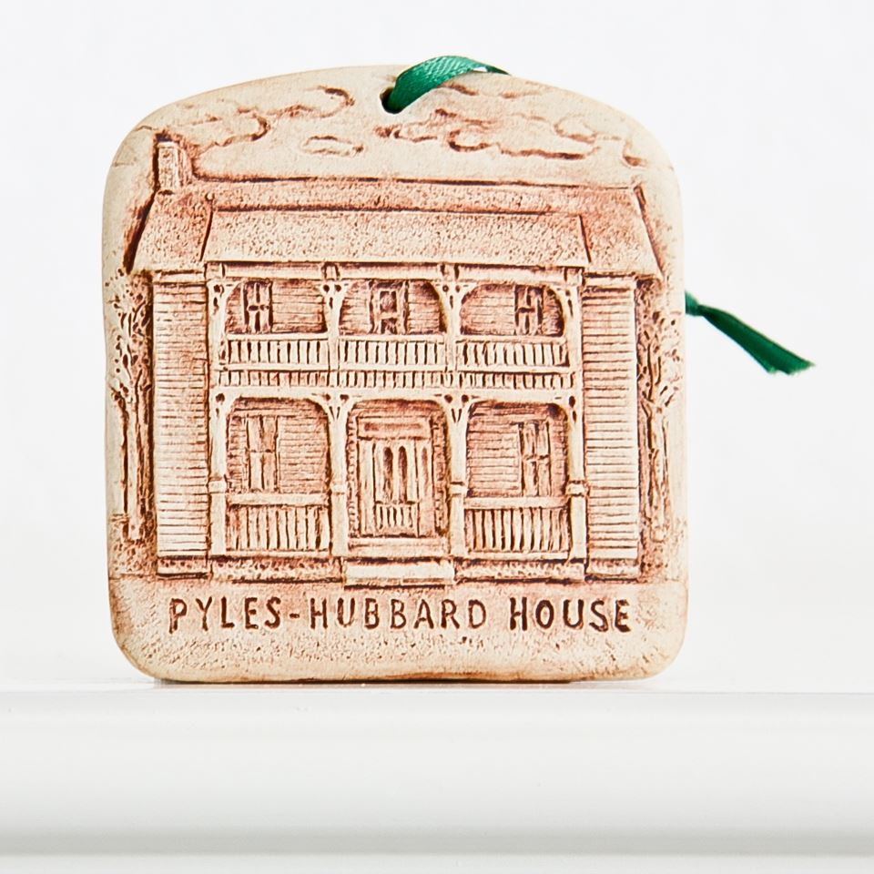 Pyles-Hubbard House Ornament