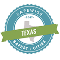 Safewase Safest Cities TX 2017
