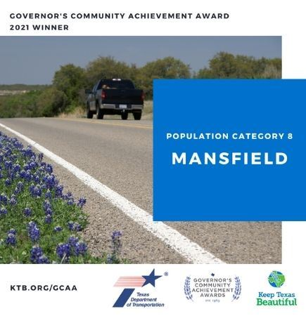 Keep Texas Beautiful_Governer's Community Achievement Award