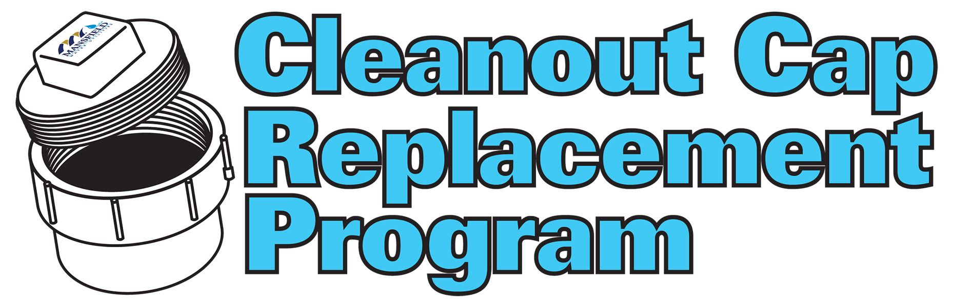 Cleanout Cap Replacement Program_logo